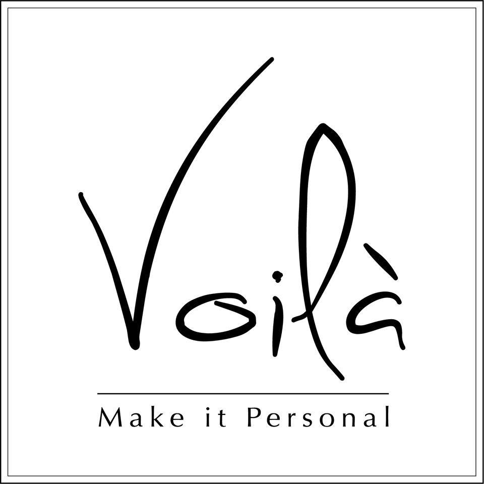 Voilà – Make it Personal